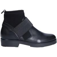Zapatos Mujer Botines Mally 5887 Negro
