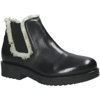 Zapatos Mujer Botines Mally 5894 Negro