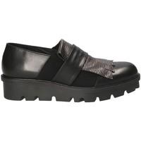 Zapatos Mujer Slip on Mally 5965 Negro
