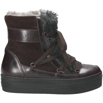 Zapatos Mujer Botas de nieve Mally 5990 Marrón