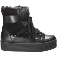Zapatos Mujer Botas de nieve Mally 5990 Negro