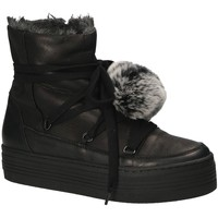 Zapatos Mujer Botas de nieve Mally 5991 Negro