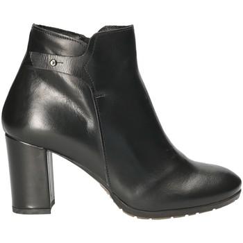 Zapatos Mujer Botines Mally 5017S Negro