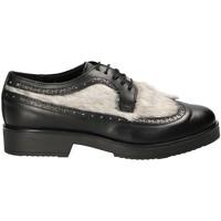 Zapatos Mujer Derbie Mally 4665SA Negro