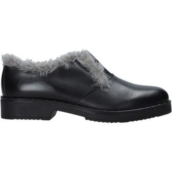 Zapatos Mujer Derbie Mally 5885DB Negro