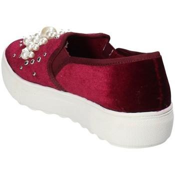 Fornarina PI18RU1149A073 Rojo - Zapatos Slip on Mujer 3115