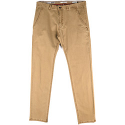 textil Hombre Pantalones chinos Gaudi 811FU25033 Beige