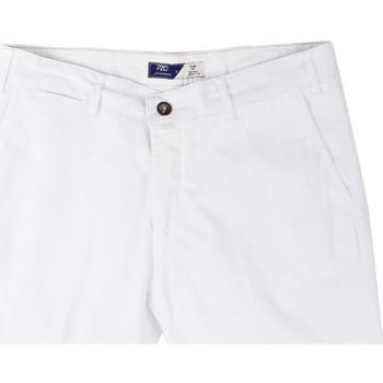 textil Hombre Shorts / Bermudas Sei3sei PZV132 81497 Blanco