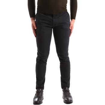 textil Hombre Pantalones chinos Gaudi 821FU25013 Gris