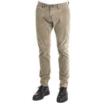 textil Hombre Pantalones chinos Gaudi 821FU25013 Beige