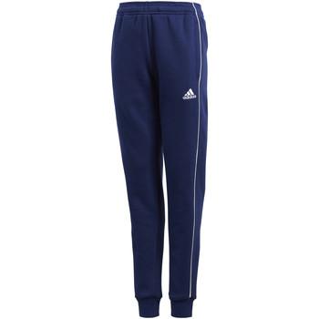 textil Niños Pantalones de chándal adidas Originals CV3958 Azul