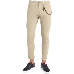textil Hombre Pantalones chinos Gaudi 911BU25002 Beige