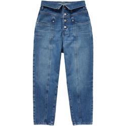 textil Mujer Vaqueros rectos Pepe jeans PL203741R Azul