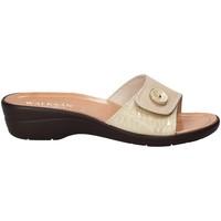 Zapatos Mujer Zuecos (Mules) Susimoda 1651-01 Beige