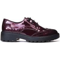 Zapatos Niños Derbie Geox J6420K 000HI Rojo