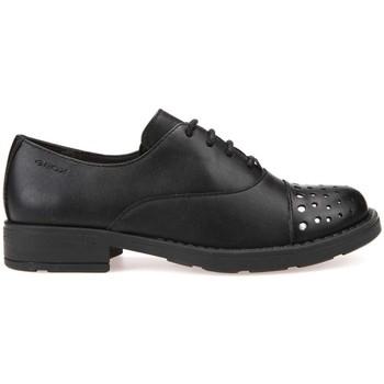 Zapatos Niños Derbie Geox J74D3I 05443 Negro