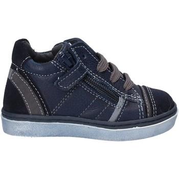 Zapatos Niño Botas de caña baja Melania ME1133B7I.B Azul