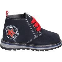 Zapatos Niños Botas de caña baja Melania ME1043B7I.A Azul