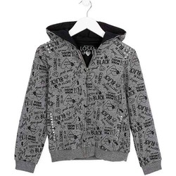 textil Niños Sudaderas Losan 724 6017AB Gris