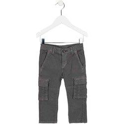 textil Niños Pantalón cargo Losan 725 9011AC Verde