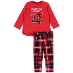textil Niña Conjunto Losan 726 8013AD Rojo