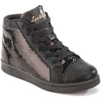 Zapatos Niños Zapatillas altas Lumberjack SG32805 003 P79 Negro