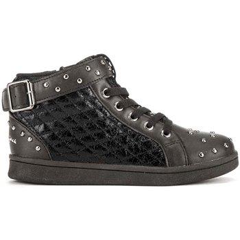 Zapatos Niños Zapatillas altas Lumberjack SG32805 002 P78 Negro