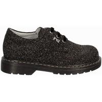 Zapatos Niños Derbie NeroGiardini A722550F Negro