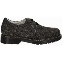 Zapatos Niños Derbie NeroGiardini A732550F Negro