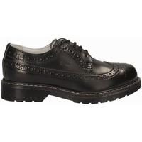 Zapatos Niños Derbie NeroGiardini A734440M Negro