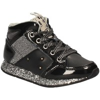 Zapatos Niña Zapatillas altas Lelli Kelly L17I6520 Negro
