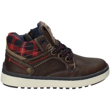 Zapatos Niños Zapatillas altas Wrangler WJ17220 Marrón