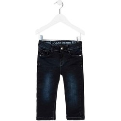 textil Niños Vaqueros slim Losan 725 9005AC Azul