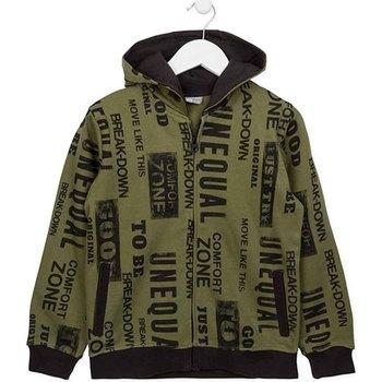 textil Niños Sudaderas Losan 723 6007AA Verde