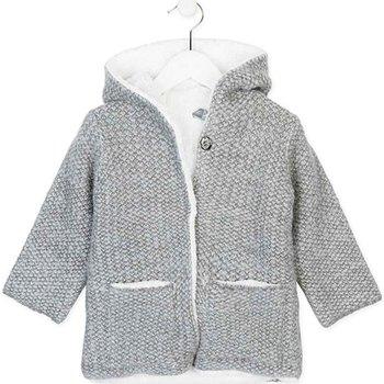 textil Niños Chaquetas de punto Losan 726 5004AD Gris