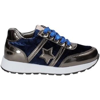 Zapatos Niños Zapatillas bajas Grunland SC3488 Azul