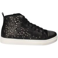 Zapatos Niños Zapatillas altas Holalà HS060004L Negro