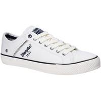 Zapatos Hombre Zapatillas bajas Wrangler WM181030 Blanco