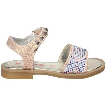 Zapatos Niña Sandalias Asso 55930 Rosado