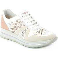 Zapatos Mujer Zapatillas bajas Grunland SC4477 Blanco