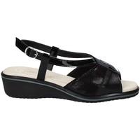Zapatos Mujer Sandalias Susimoda 270414-01 Negro
