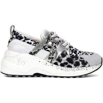 Zapatos Mujer Zapatillas bajas Café Noir DA934 Blanco