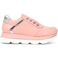 Zapatos Mujer Zapatillas bajas Café Noir DB171 Rosado