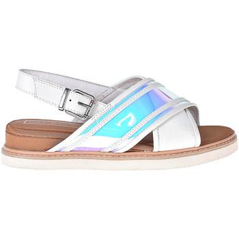 Zapatos Mujer Sandalias Tommy Hilfiger FW0FW03822 Blanco