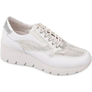 Zapatos Mujer Zapatillas bajas Valleverde 18252 Blanco