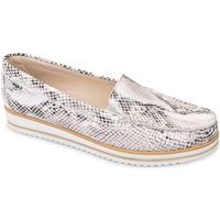 Zapatos Mujer Mocasín Valleverde 11108 Blanco