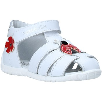 Zapatos Niños Sandalias Nero Giardini E018090F Blanco