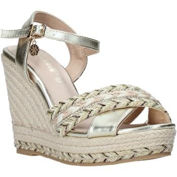 Zapatos Mujer Alpargatas Gold&gold A20 GK51 Oro