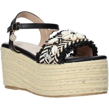 Zapatos Mujer Alpargatas Gold&gold A20 GK50 Negro
