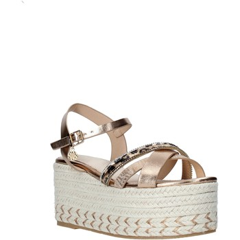 Zapatos Mujer Alpargatas Gold&gold A20 GK52 Beige